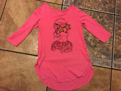 Total girl top size 14