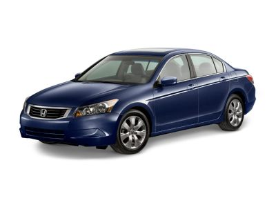2009 Honda Accord EX (Alabaster Silver Metallic)