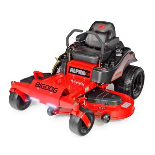 2015 Big Dog Mowers Alpha MP 60 in. Riding Mowers Lawn Mowers South Hutchinson, KS