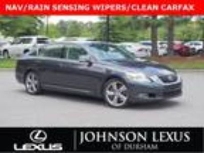 2009 Lexus GS 350 NAV/RAIN SENSING WIPERS/CLEAN CARFAX