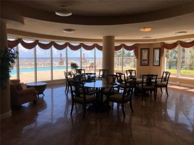 3 BEDROOM 3 FULL BATHS CORNER UNIT IN BELLA VISTA CONDO WHICH IS THE NICEST IN THE DAYTONA AREA.