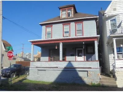 3 Bed 1 Bath Foreclosure Property in Altoona, PA 16602 - 5th Ave