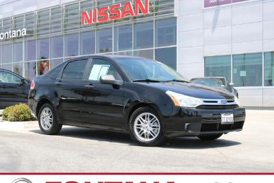 2009 Ford Focus SE (Ebony)