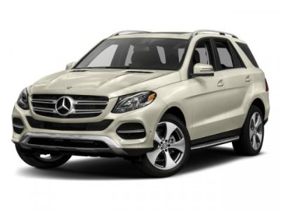 2017 Mercedes-Benz M-Class ML350 4MATIC (Blue)