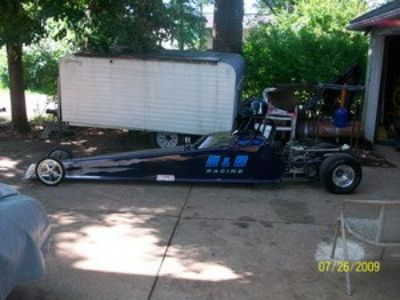 T/K JR/DRAGSTER FOR TRADE