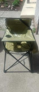 Ciao baby portable baby high chair .