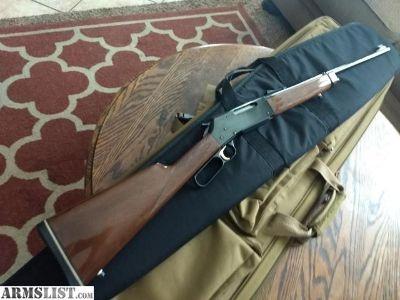 For Sale/Trade: Browning BLR vintage