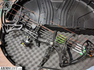 For Sale/Trade: Fred Bear Compound Bow