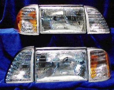Buy ~ HEADLIGHT Set 6 pcs 87-93 Ford MUSTANG ALL 6 LIGHTS ~ motorcycle in Saint Paul, Minnesota, US, for US $238.00