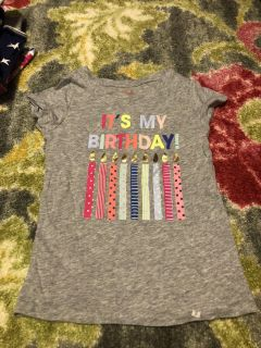 It s My B-day 5T shirt