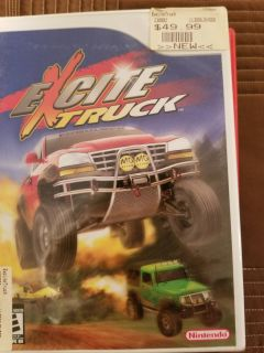 New unopened Excite Truck