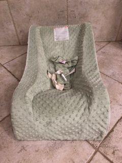 Nap nanny baby lounger