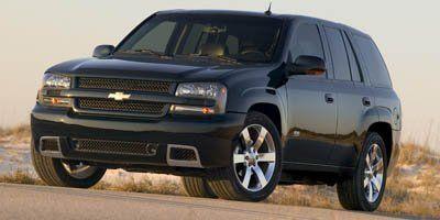 2007 Chevrolet Trailblazer LS (Black)