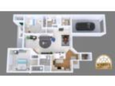 Centennial Park* - CP Arbors - LOWER - Two BR, Two BA