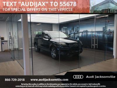 2011 Audi Q7 3.0T quattro Premium Plus (Cobalt Blue Metallic)
