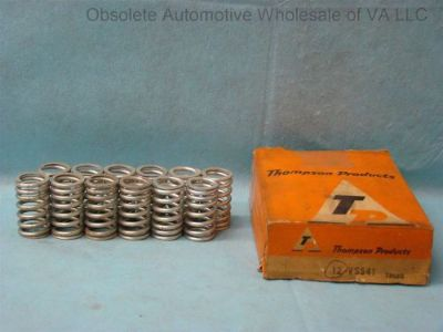 Sell 1954 - 1962 Willys Jeep 226 Hurricane Valve Spring Set 12 Continental F226 F209 motorcycle in Vinton, Virginia, United States, for US $156.00