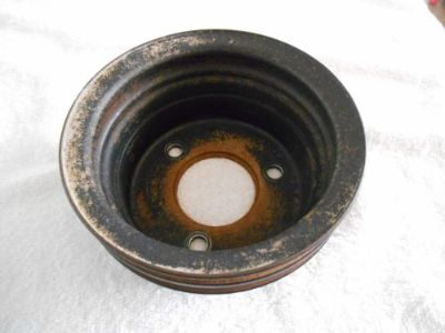 Find Ford 289 Hi-PO 289, 302, 351, crankshaft pulley, 2 groove C7OE-6312-A motorcycle in Sahuarita, Arizona, United States, for US $125.00