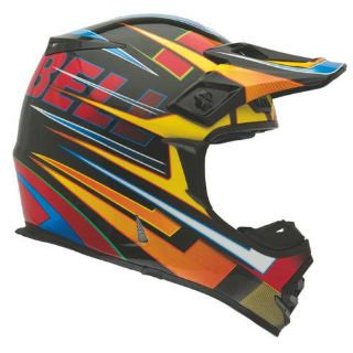 Sell Bell MX-2 Motocross Helmet Breaker Multi Size X-Small motorcycle in South Houston, Texas, US, for US $179.95