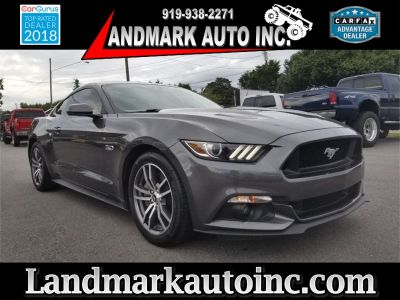 2016 Ford Mustang GT (GRAY)
