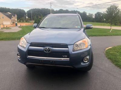 2010 RAV4 Toyota Limited