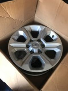 Set of 4 Toyota 4Runner rims
