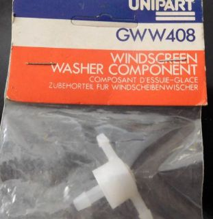 Buy New 3-way OEM Windshield Washer Connector for 1961-1976 MG Midget & A/H Sprites motorcycle in Ft. Lauderdale, Florida, United States, for US $5.00