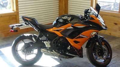 2019 Kawasaki Ninja 650 ABS Sport Bennington, VT
