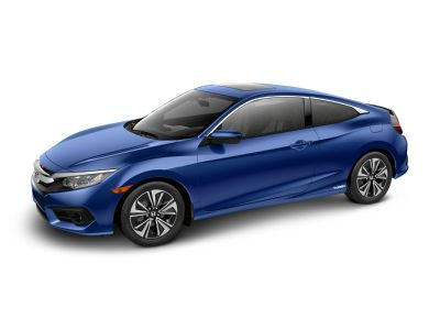 2018 Honda Civic EX-T (Aegean Blue Metallic)
