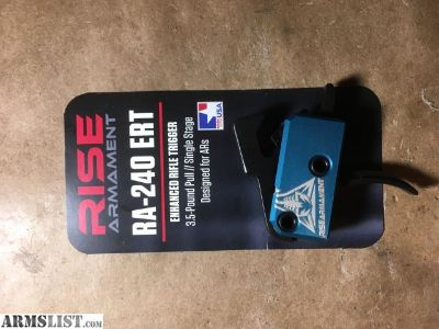 For Sale: Rise Armament Trigger