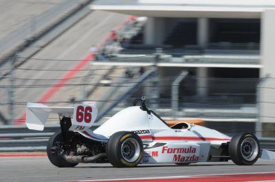 Formula Mazda - SCCA Race Ready