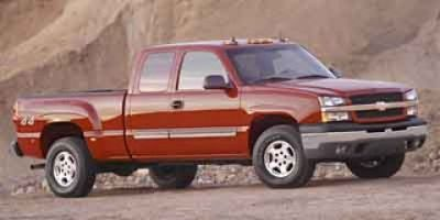 2004 Chevrolet Silverado 1500 LS (Sport Red Metallic)