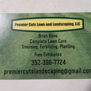 Premier Cuts Lawn and Landscaping, LLC