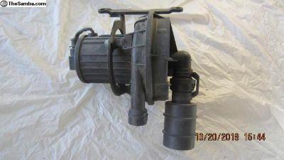 Eurovan air pump