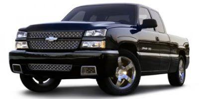 2006 Chevrolet Silverado 1500 LS (Black)