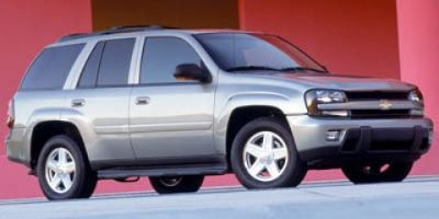 2005 Chevrolet Trailblazer LS (Black)