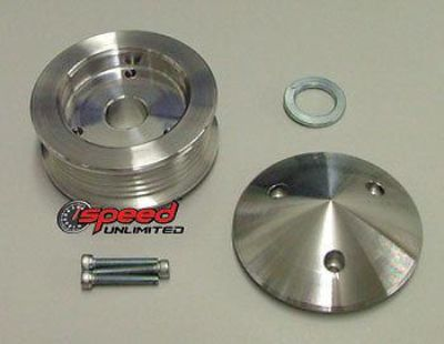 Sell March 208 Serpentine Alternator Pulley Chevy / Ford motorcycle in Suitland, Maryland, US, for US $60.83