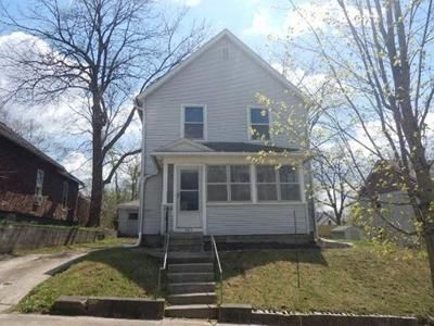 4 Bed 1 Bath Foreclosure Property in Jackson, MI 49201 - Plymouth St