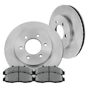 Sell Front Brake Rotors and Metallic Pads 2007 SILVERADO SUBURBAN TAHOE SIERRA YUKON motorcycle in Orland Park, Illinois, United States, for US $82.78