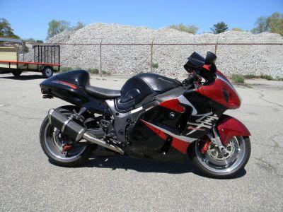 2000 Suzuki Hayabusa GSXR1300 SuperSport Motorcycles Springfield, MA
