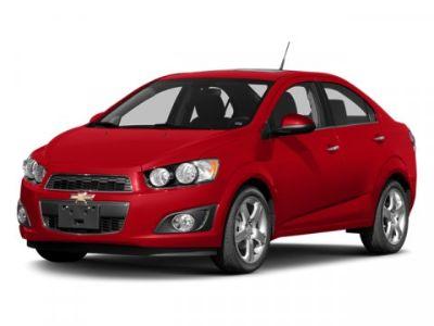 2014 Chevrolet Sonic LT (Cool Blue)