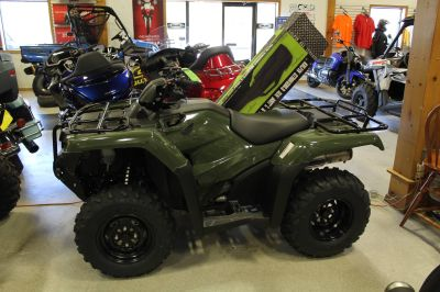 2019 Honda FourTrax Rancher 4x4 ATV Utility Adams, MA