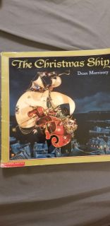 The Christmas Ship used softcover