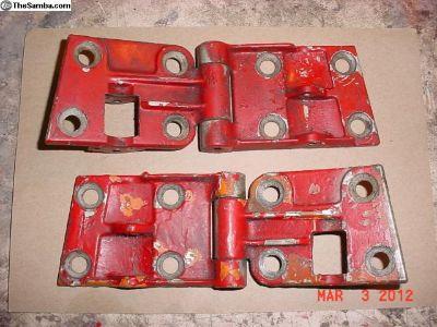 Karmann Ghia Door Hinges - Right Side
