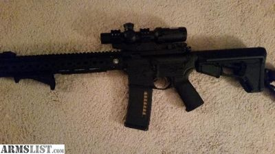 For Sale: Custom Built AR-15