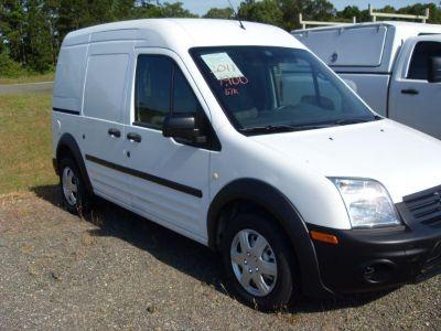 2011 Ford Transit Connect Cargo Van XL (WHI)