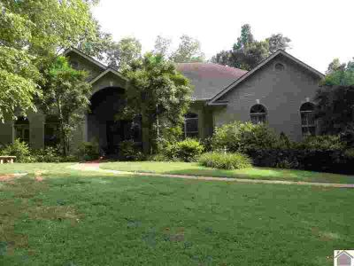 350 Keel Road Kuttawa Four BR, One of the most magnificent water