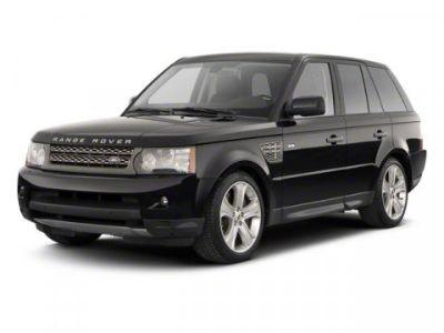 2011 Land Rover Range Rover Sport Supercharged (Narvik Black)