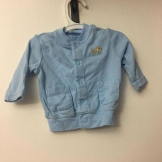 Carters button up cardigan size 3M