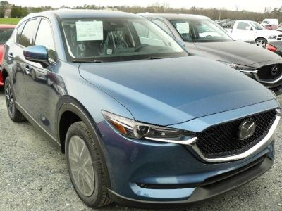 2018 Mazda CX-5 Grand Touring AWD (blue)
