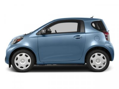 2015 Scion iQ Base (Pacific Blue Metallic)